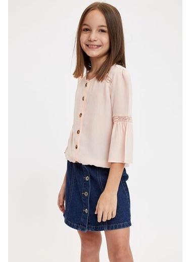 DeFacto Bluz Pembe